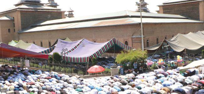 Due to rise in Covid-19 cases, Shab-e-Baraat congregation canceled at Jamia Masjid