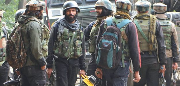 Three Hizb militants killed in Shopian encounter