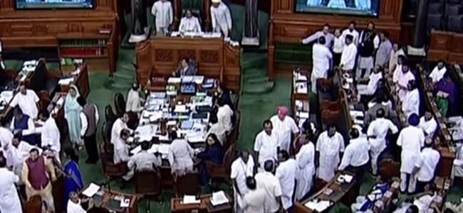 Parliament passes 3 key labour reform bills