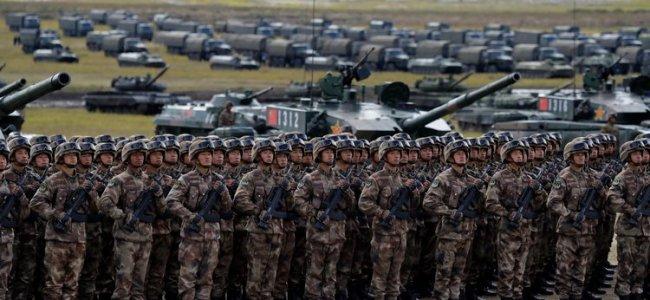 China hikes defence budget to USD 179 billion