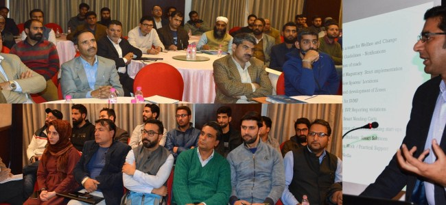 Plan being formulated for smart management of street vendors in Srinagar
