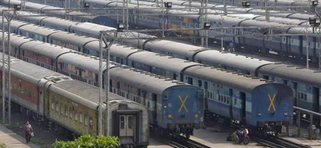 Rlys suspends all passenger services from Mar 22 midnight to Mar 31 midnight