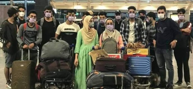 India asks Kashmiri students in Bangladesh to stay put