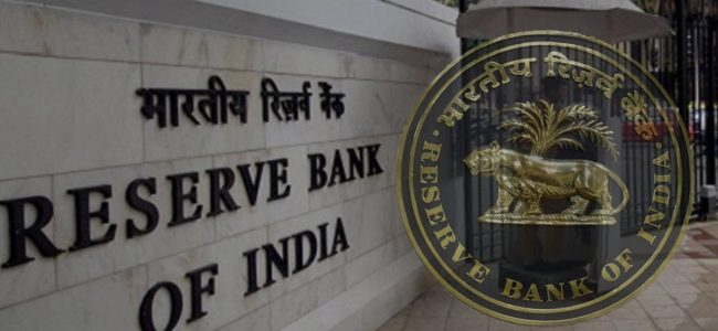 GDP likely to contract 9.5 pc in FY'21: RBI