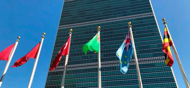UN General Assembly adopts pandemic resolution