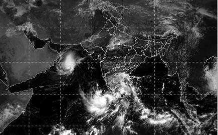 Low pressure area moves to Gulf of Kutch, may intensify into cyclonic storm in Arabian Sea: IMD