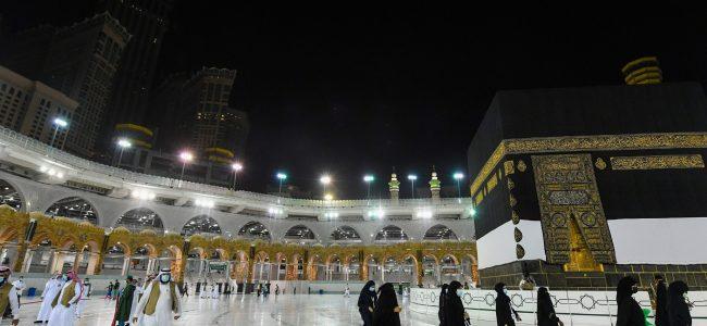 Saudi govt issues comprehensive anti-COVID SOPs plan for pilgrims during Ramadan