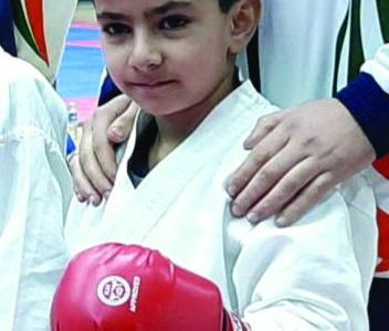 Six year old kid from Shopian makes it big