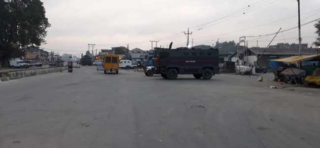 Methan 'Encounter': Militants flee, say Officials
