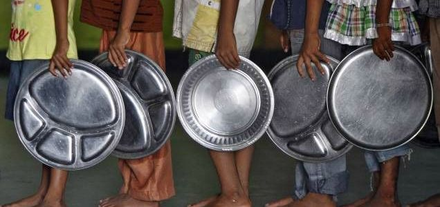 Despair: India ranks 94 in Hunger Index, put under 'serious' category