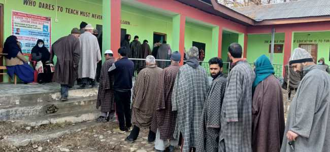 Second phase of DDC polls today