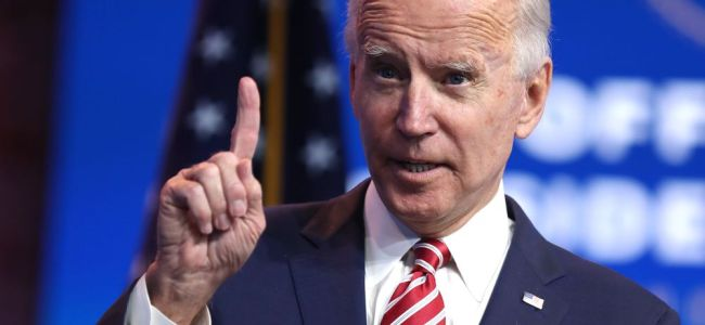 It will take long time to beat virus, says Biden