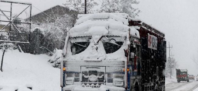 Minimum temperature dips in Kashmir valley