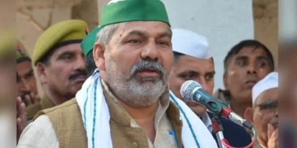 Farmers agitation will continue till three agri laws are withdrawn: Rakesh Tikait