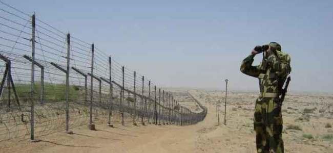 BSF kills Pak intruder along IB in Rajasthan
