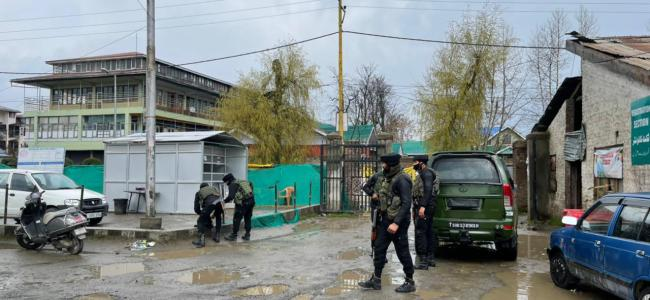 Sopore attack: Injured Councilor succumbs, death toll touches three