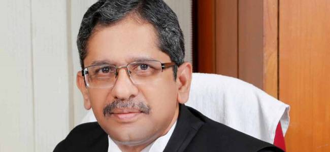 Justice Ramana appointed as next CJI