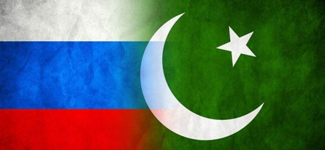 Pak, Russia agree to further promote bilateral cooperation