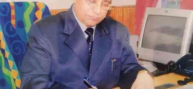 Prof Shahid Rasool, Dr Saleema Jan bereaved