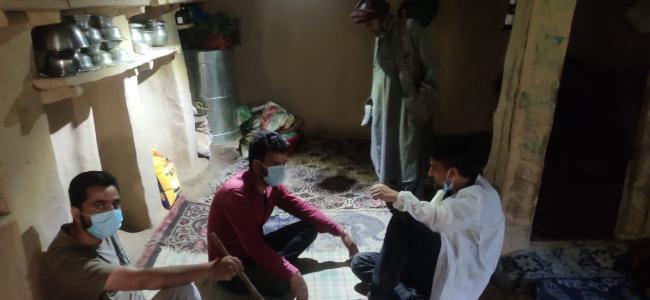 Admin starts 'night vaccination' in Bandipora