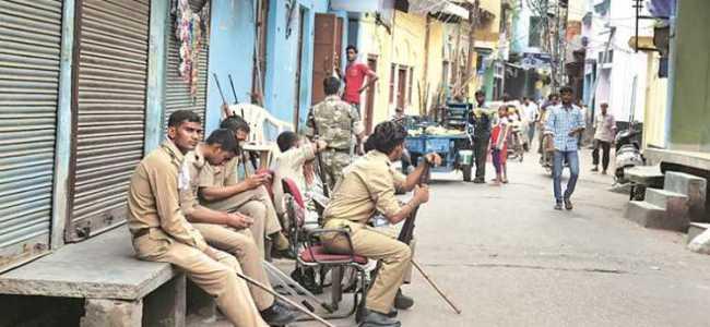 Aligarh village calm after communal tension