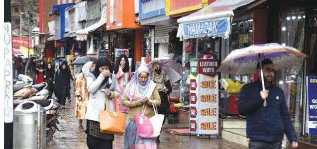 MeT predicts light rain, snow in JK