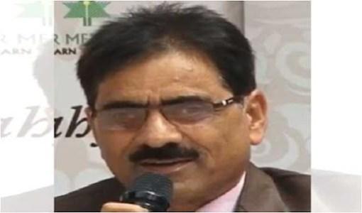 Noted Kashmiri writer Aziz Hajini passes away