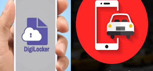 Documents on Digi Locker, m-Parivahan to be recognized for Vehicles