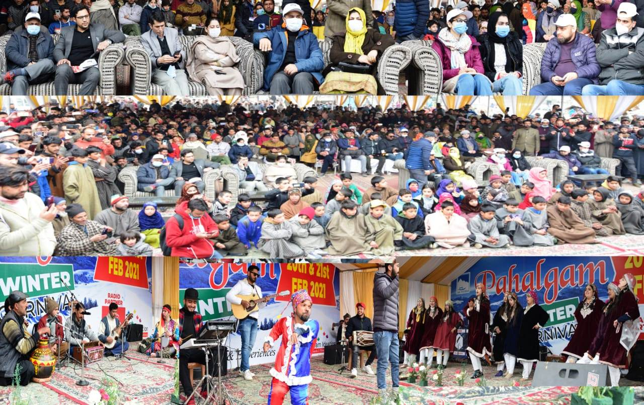 Pahalgam winter Carnival 02