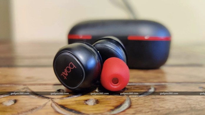 Boat Airdopes 441 True Wireless Earphones Review