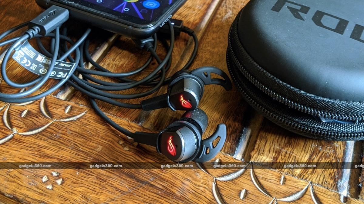 Asus ROG Cetra Active Noise Cancelling Earphones Review