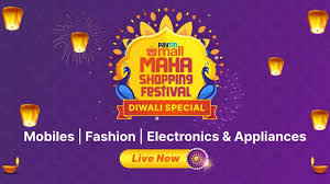 Paytm brought its festival sale after Amazon and Flipkart, up to 100% cashback offers on sale