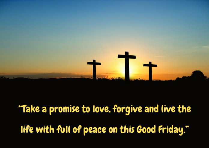 Good Friday Quotes and Wishes