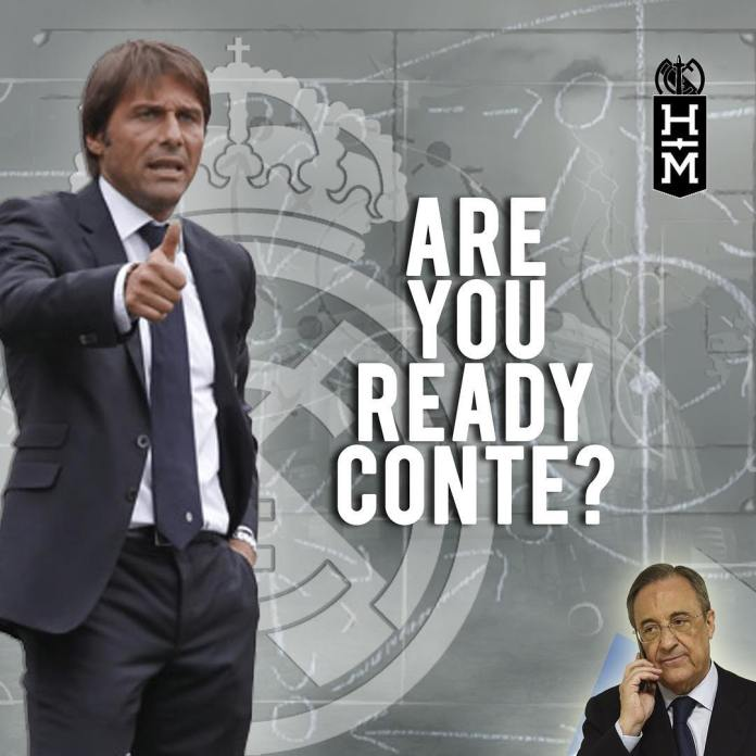 Conte deal to take over Real Madrid hits complications