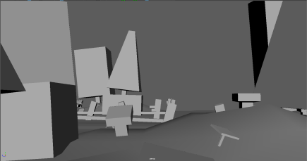 Sample scene blockouts 2