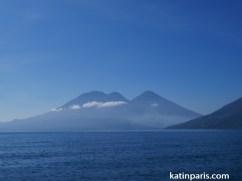 Jezioro Atitlan.