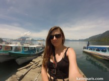 Lago Atitlan.