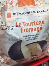 Tourteau fromagé wersja przemysłowa