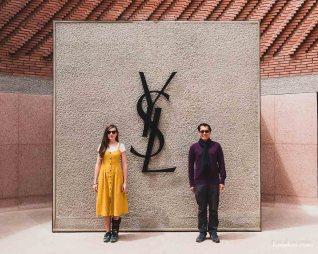 Wizyta w Muzeum YSL