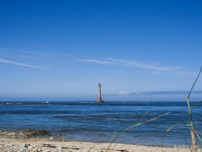 Normandia spacer na półwyspie Cotentin