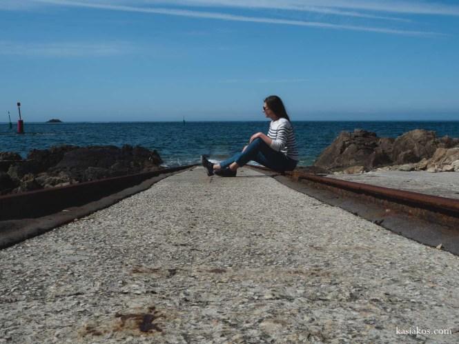 Francja, Normandia spacer na półwyspie Cotentin