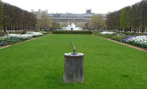 zamek królewski paryż