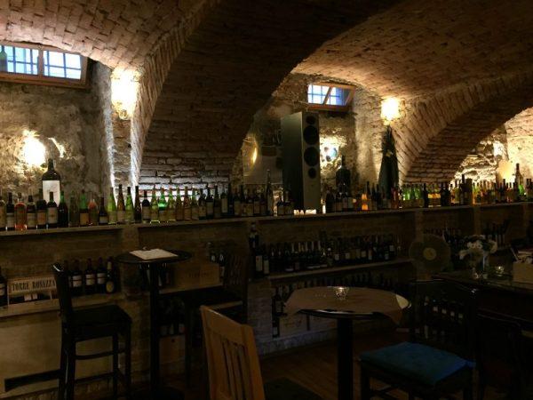 200 year old cellar in Zagreb