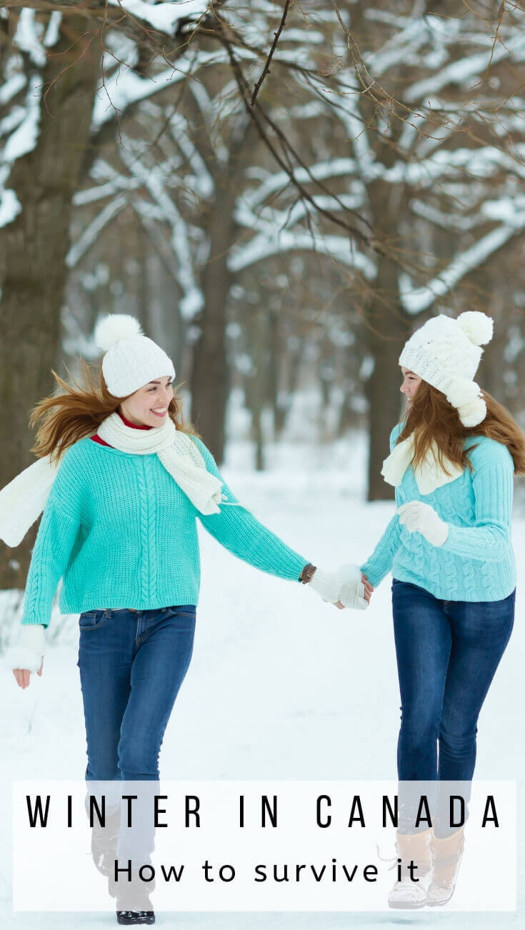 10 Tips for surviving winter in Canada | kasiawrites