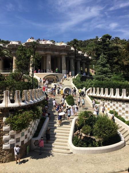 Barcelona, finding Gaudi and Sagrada Familia   kasiawrites cultural travel