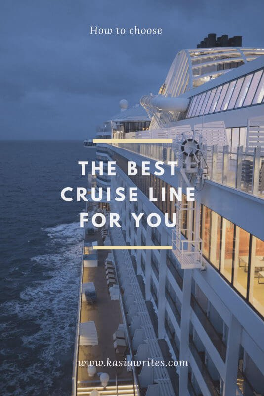 how to choose best cruise