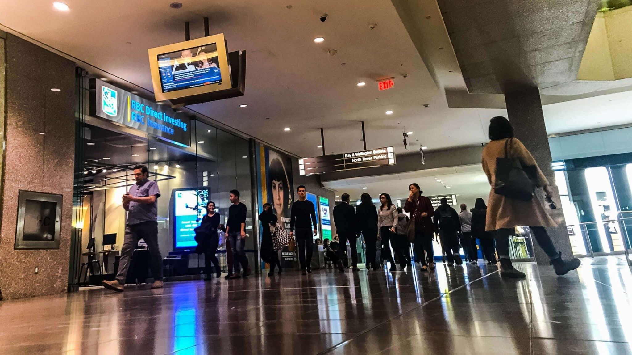 PATH: Navigating Toronto's underground tunnels | kasiawrites cultural travel