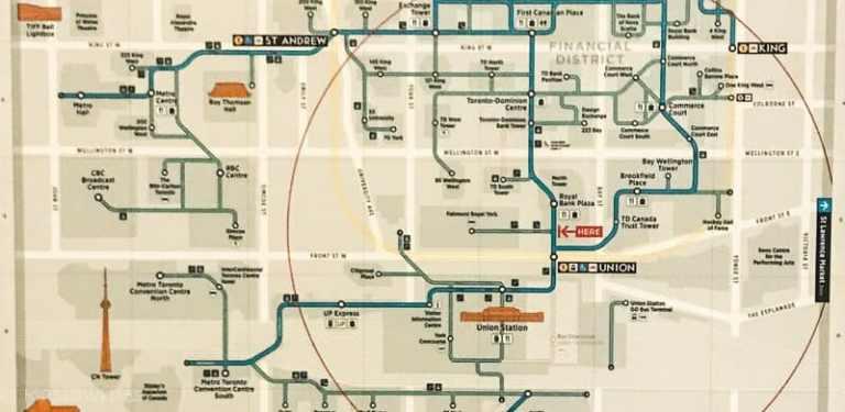 torontos underground tunnels