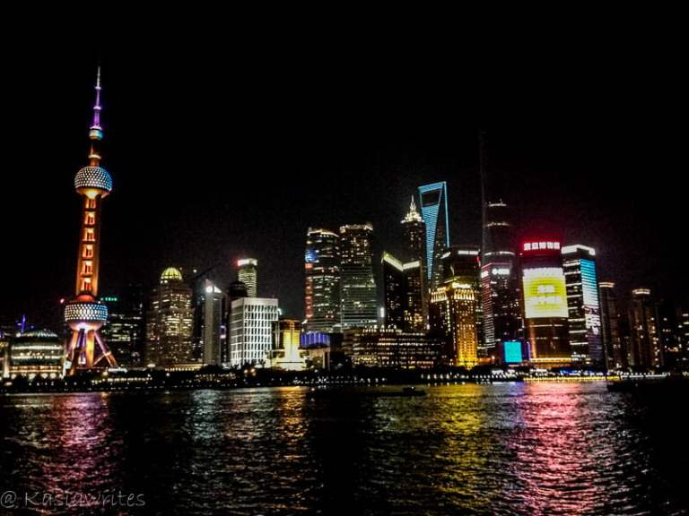 Visiting Shanghai, Pearl of the Orient
