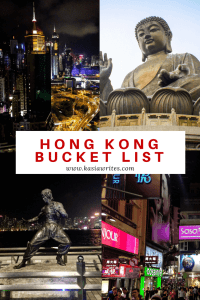things to do in HK